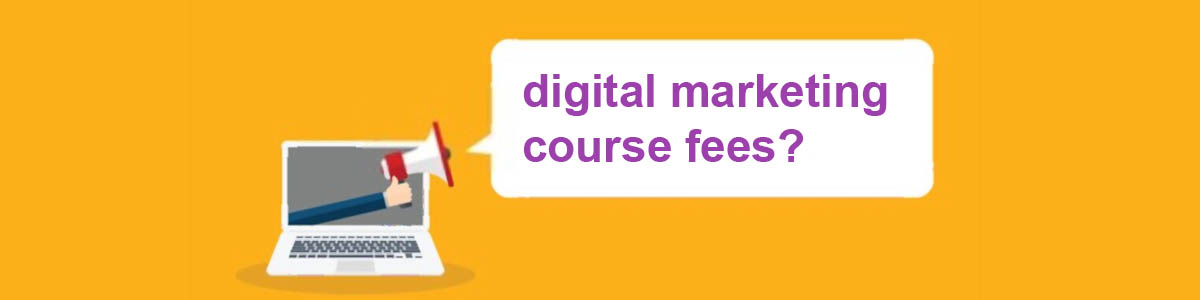digital marketing course fees in Bangalore